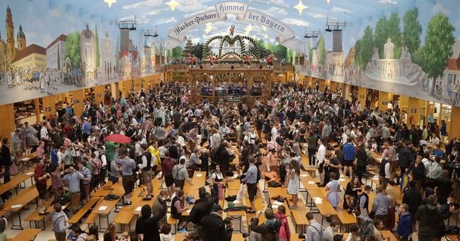 Tight security as annual Oktoberfest opens in Munich