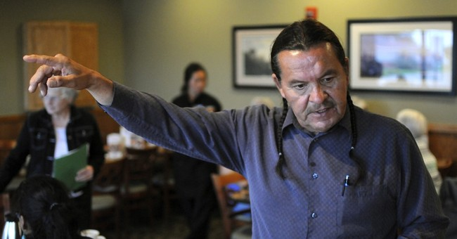Native American candidates hope for pipeline protest boost