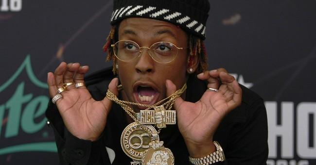 The Latest: Kendrick Lamar wins lyricist of the year