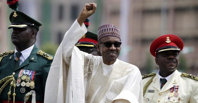 Nigeria's president apologizes for plagiarizing Obama speech