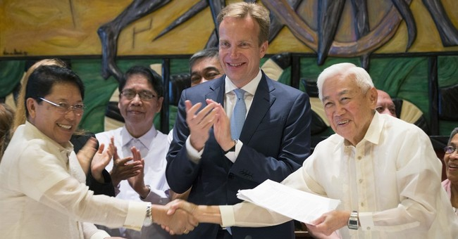 Militants in southern Philippines free Norwegian hostage