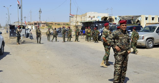 Residents begin returning to Iraq's Fallujah