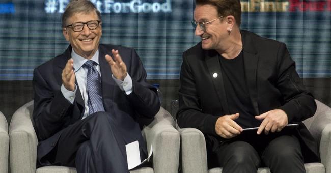 Trudeau, Gates raise billions for AIDS, TB and malaria fight
