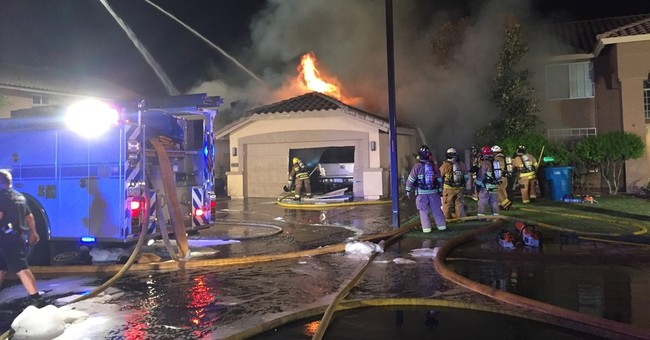Parents: Arizona pilot of burning plane performed heroically