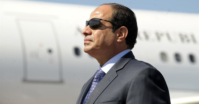 Egypt looks to burnish image with el-Sissi's UN visit