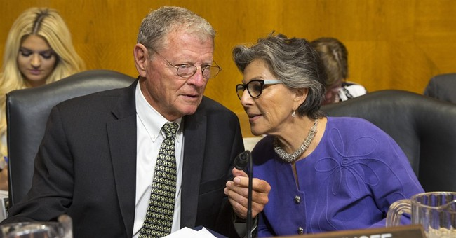 Senate's odd couple: Boxer, Inhofe forge unlikely alliance