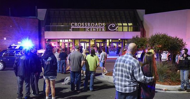 The Latest: Officials identify 10th victim in mall stabbing