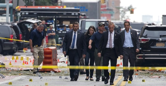 The Latest: Congressman: Bomb suspect asked for visa help