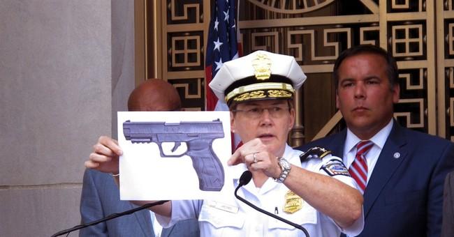 Fake gun, real crime: Police notice uptick in replicas