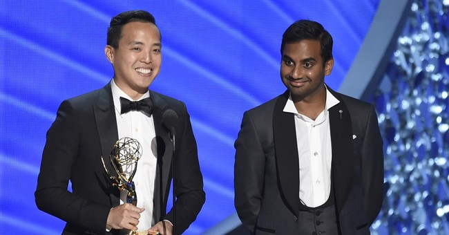 Presidential politics plays big role at Emmy Awards