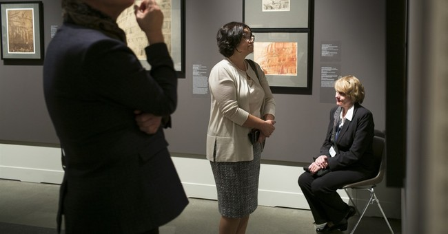 Piranesi exhibition opens in Moscow