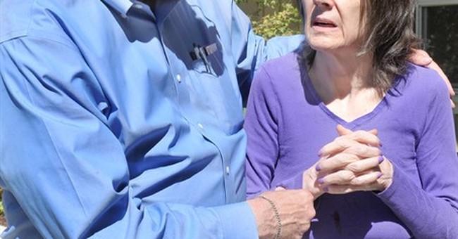 Oregon orders woman spoon-fed despite advanced directive