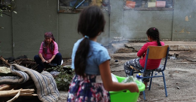 Uncertain future for refugees stranded on Greek islands