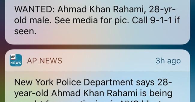 AP Explains: Wireless cellphone alerts on bombing suspect