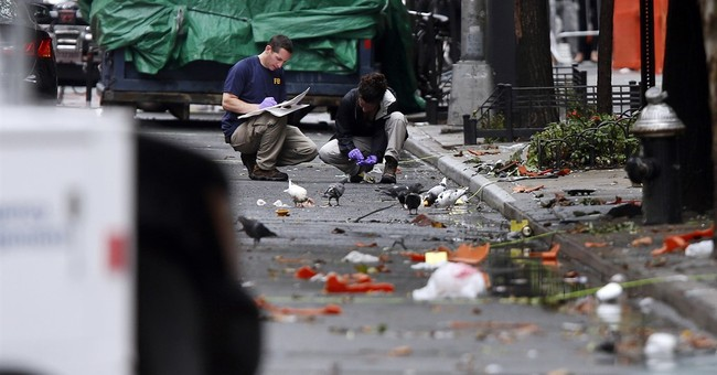 Scavengers have close encounters with bombs in NYC, NJ
