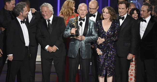 Surprises, sure things and Trump joke at Emmys