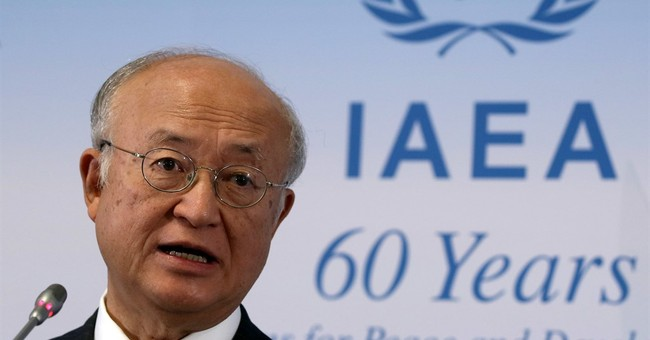 IAEA chief: NKorea nuclear test violation of UN resolutions