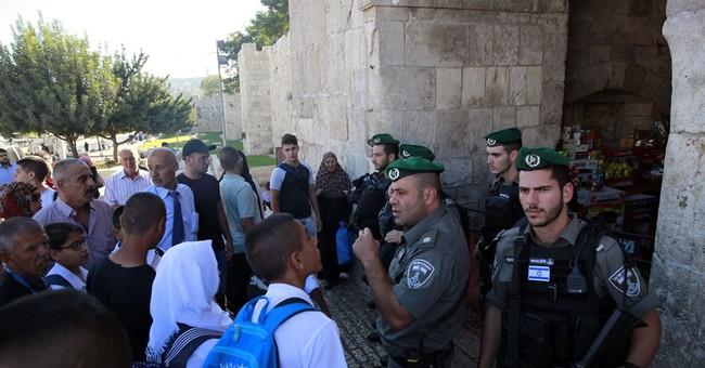 Israel: 2 attacks on Israeli police; 1 Palestinian killed
