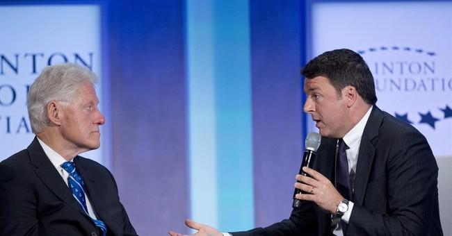 Bill Clinton hosts last charity event amid election scrutiny