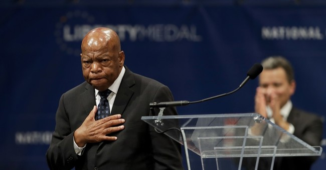 John Lewis awarded Liberty Medal for civil rights work