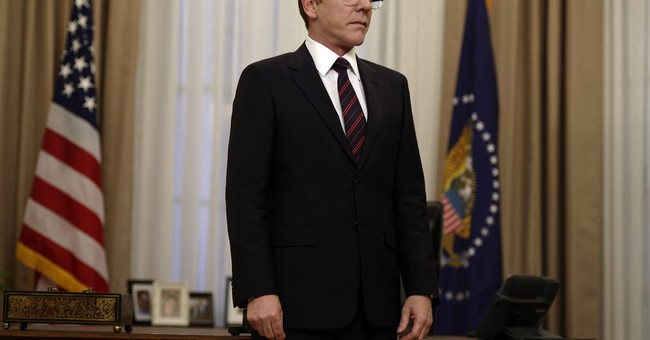 Kiefer Sutherland rises to power as 'Designated Survivor'