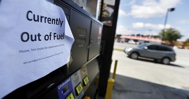 The Latest: QuikTrip: Charlotte, Atlanta hit by gas shortage