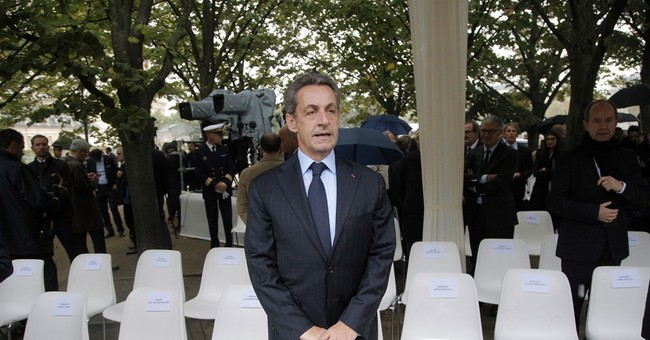 France remembers victims of terror attacks in Paris ceremony