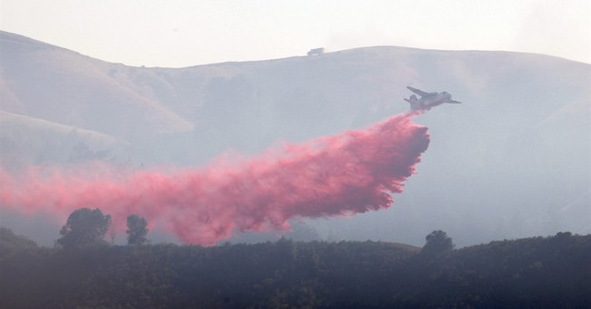 California wildfire becomes costliest ever to fight at $200M