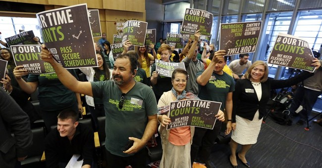 Seattle passes new scheduling rules for hourly workers