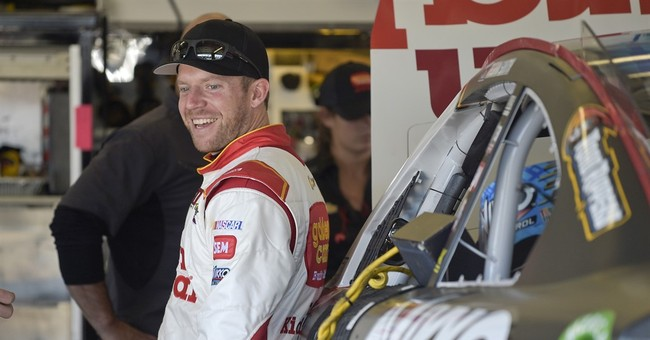 NASCAR's Regan Smith skips race to attend daughter's birth