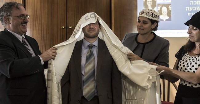 Ex-roommate of Facebook founder becomes rabbi in Israel