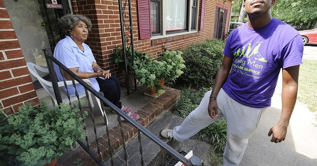 Q&A: Alabama college student on free lawn care service