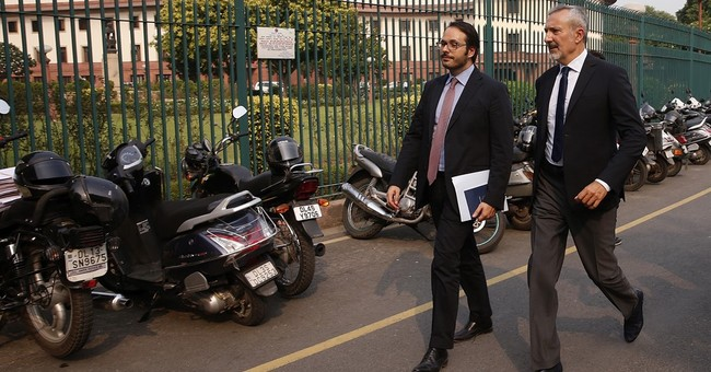India court asks govt to respond to Italian marine's plea