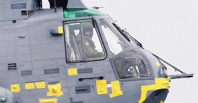 Prince William talks of 'dark moments' in air ambulance job