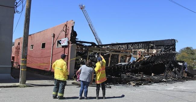 Fire destroys landmark coastal California watering hole