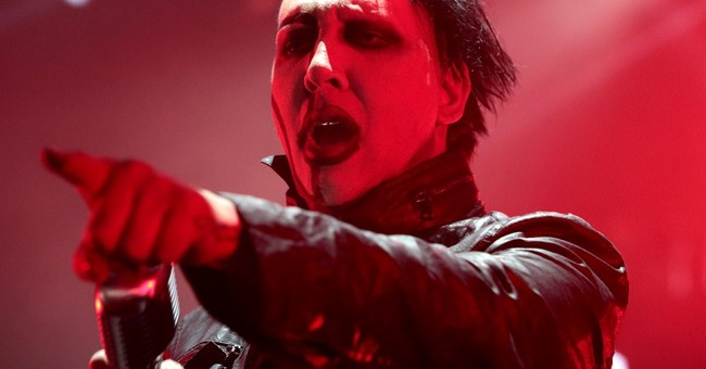 Marilyn Manson not planning to vote in presidential election