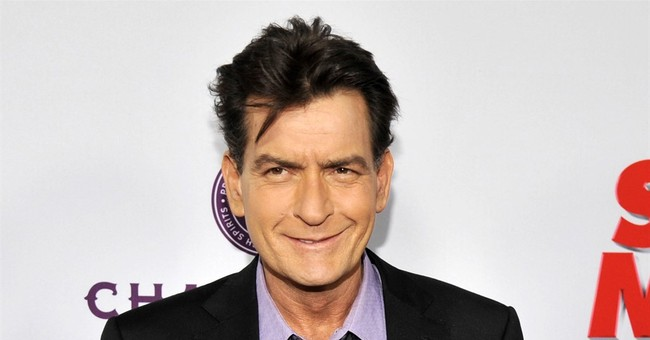 Charlie Sheen to star in comedy feature for Crackle network