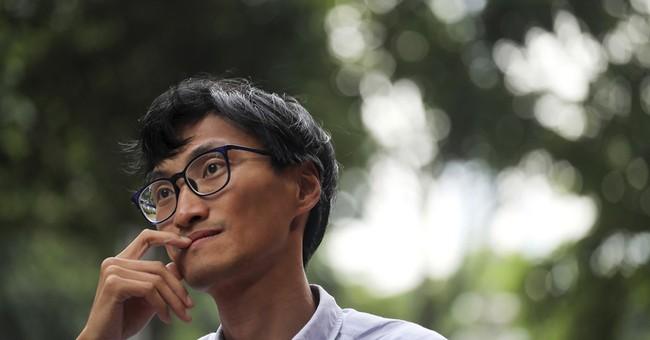 Outsider Hong Kong lawmaker vows shakeup of vested interests
