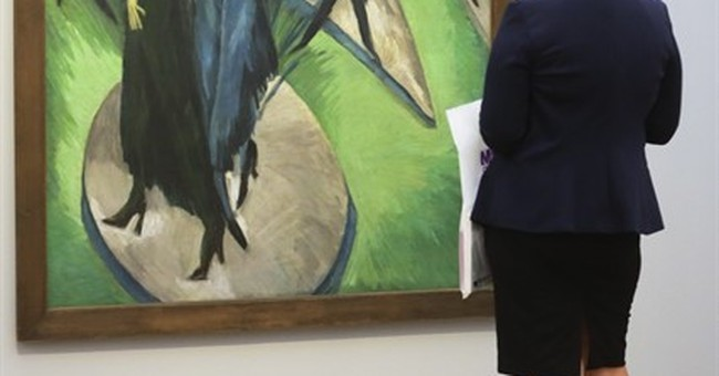 Iconic works by expressionist Kirchner go on show in Berlin