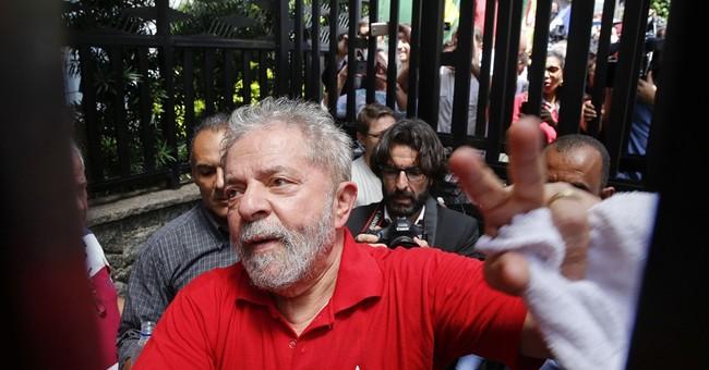 Brazil judge orders corruption trial for ex-President Silva