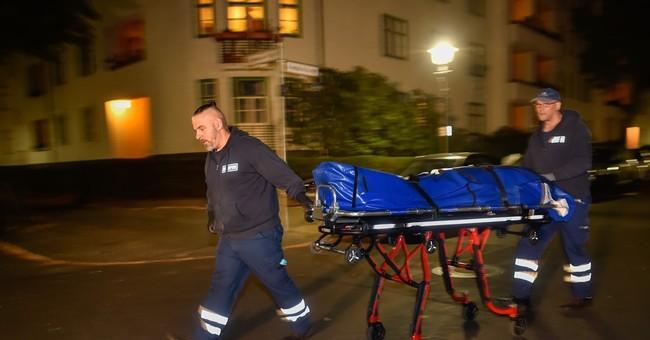 Body of German politician, other man, found in Berlin flat