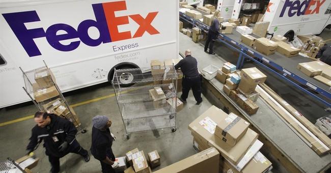 FedEx beats Street forecasts with 1Q profit of $715 million