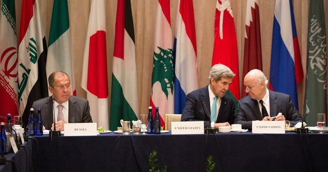 International gathering again puts Syria no closer to peace