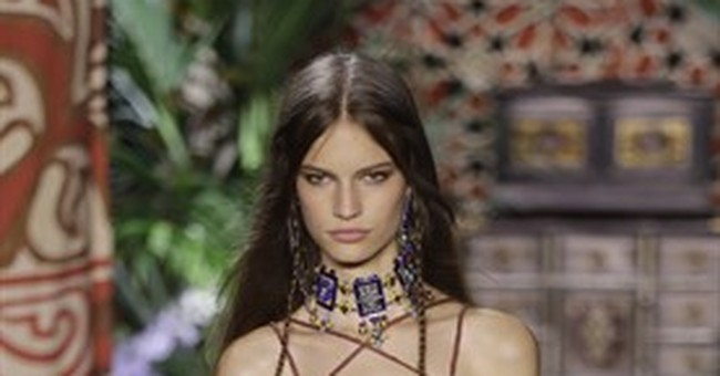 Gucci unleashes fantasy, Puglisi stages torment