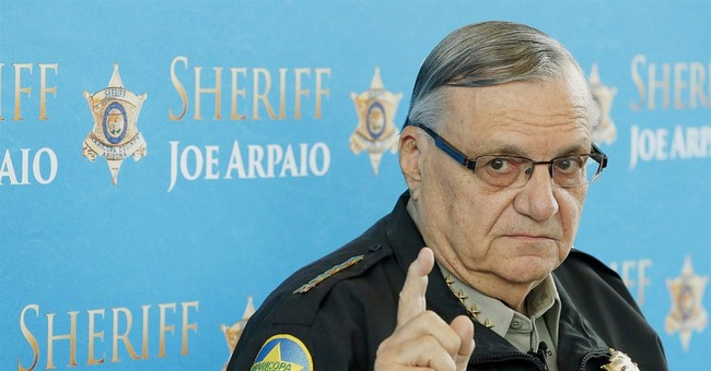 Rival blames Joe Arpaio for costs in racial profiling case