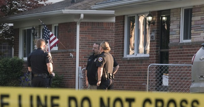 Police: 2 asphyxiated kids among 4 dead in Detroit area
