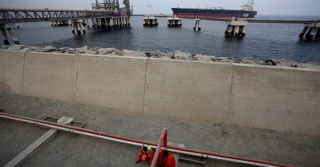 UAE opens first jetty outside Gulf to load fuel onto tankers