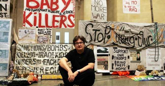 UK's Tate galleries acquire replica of anti-war protest camp