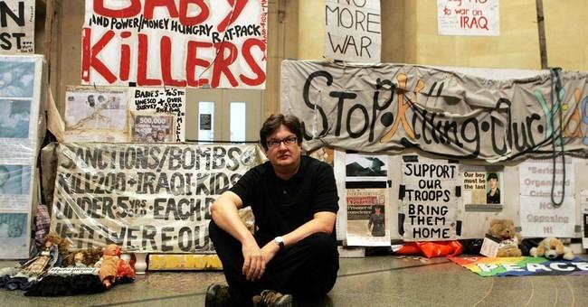 UK's Tate galleries acquire replica of anti-war protest camp