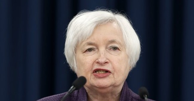 The Latest: Yellen: Fed will monitor banks, controls